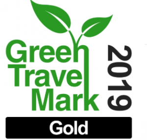 Green Travel Mark Gold
